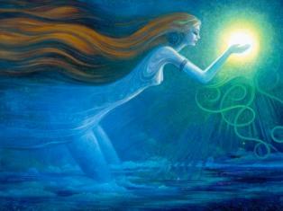 Bringer of the Dawn by Rassouli