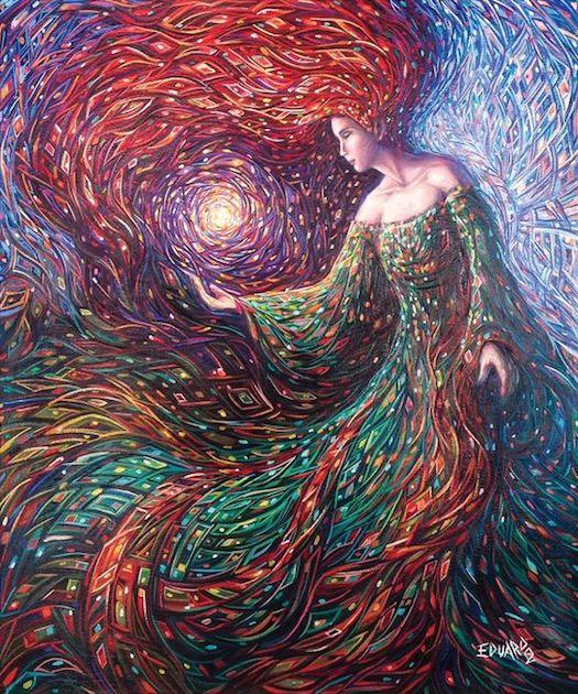Art by Eduardo Rodriguez Calzado