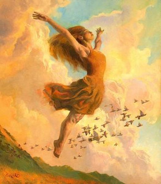 Joy of Life by Francois Girard